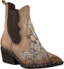 Beige A.S.98 Chelsea boots 268212 - small