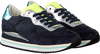 Blauwe CRIME LONDON Sneakers DYNAMIC  - small