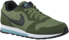 groene NIKE Sneakers MD RUNNER HEREN  - small