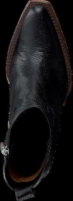 Zwarte SHABBIES Enkellaarsjes 193020109  - large