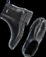Zwarte TOMMY HILFIGER Chelsea boots ESSENTIALS LEATHER  - medium