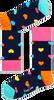Blauwe HAPPY SOCKS Sokken HEART - small