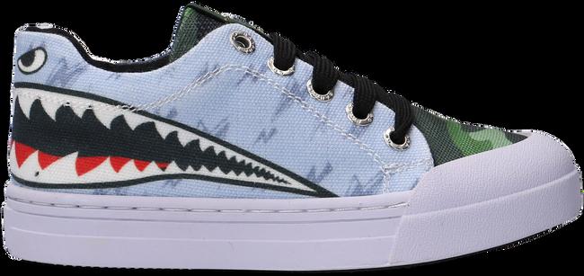 Blauwe GO BANANAS Lage sneakers GB_SHARKATTAC  - large