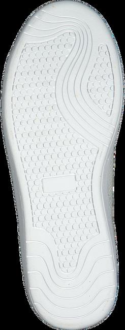 Witte BJORN BORG Sneakers T307 LOW PRF MET T  - large