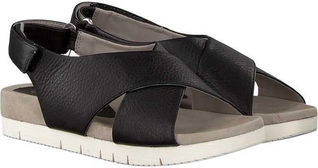 Zwarte UNISA Sandalen CESTA - large