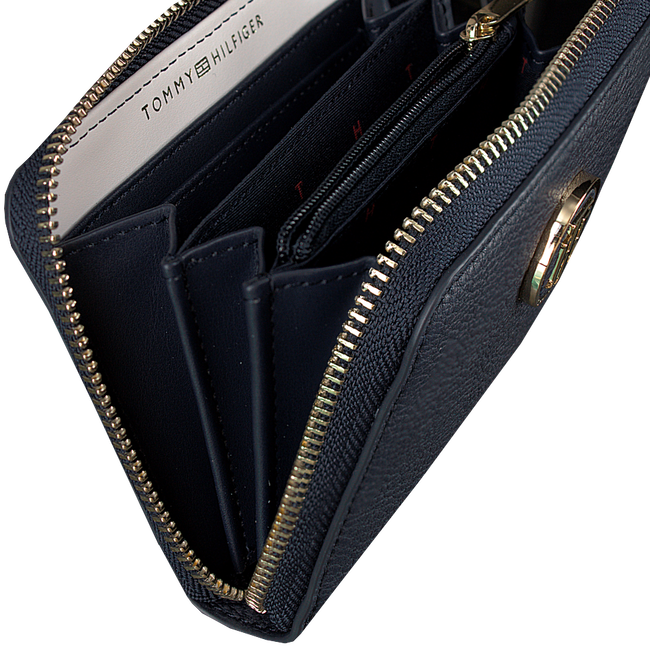 TOMMY HILFIGER PORTEMONNEE TH CORE COMPACT ZA - large