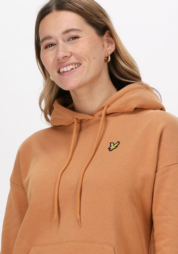 Beige LYLE & SCOTT Sweater HOODIE  - larger