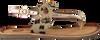 Gouden GIOSEPPO Sandalen 43781 - small