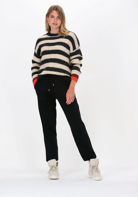 Antraciet LOLLY'S LAUNDRY Trui TERRY JUMPER  - large