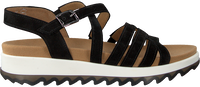 Zwarte GABOR Sandalen 744.3  - medium