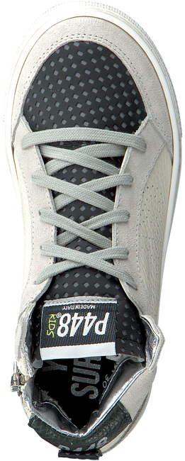 Witte P448 Sneakers LOVE - large