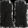 Zwarte UGG Handschoenen CASUAL GLOVE WITH LEATHER LOGO - small
