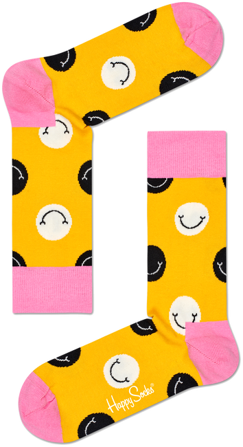 Multi HAPPY SOCKS Sokken SMILE SOCK - large