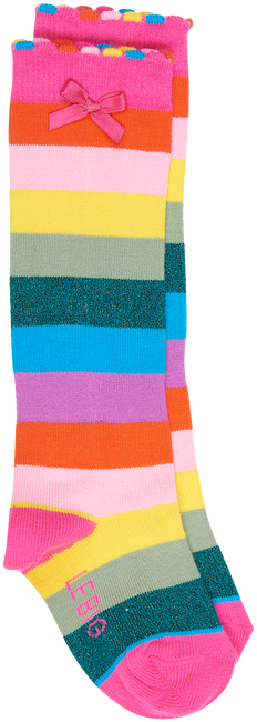 Roze LE BIG Sokken KERA KNEEHIGH - large