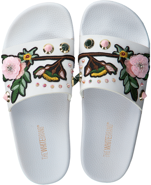 THE WHITE BRAND SLIPPERS ASIAN - large