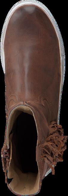 Cognac BRAQEEZ Lange laarzen 416726  - large