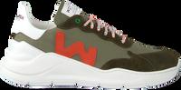 Groene WOMSH Lage sneakers WAVE MEN - medium