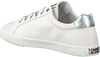 Witte TOMMY HILFIGER Sneakers TOMMY JEANS CASUAL SNEAKER  - small