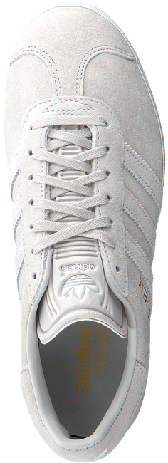 Witte ADIDAS Sneakers GAZELLE DAMES  - large