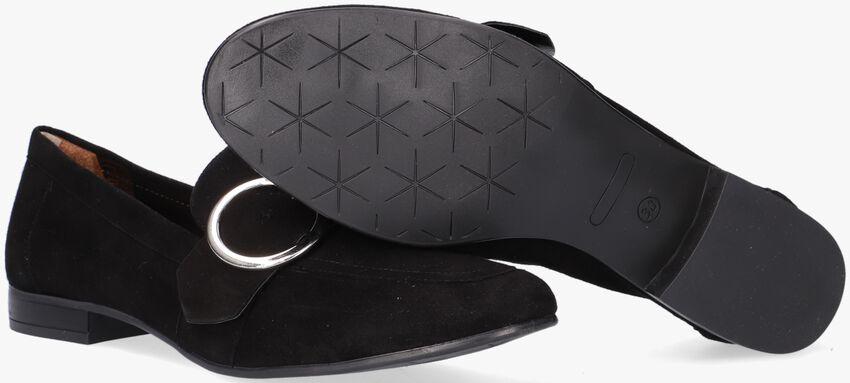 Zwarte NOTRE-V Loafers 47237  - larger