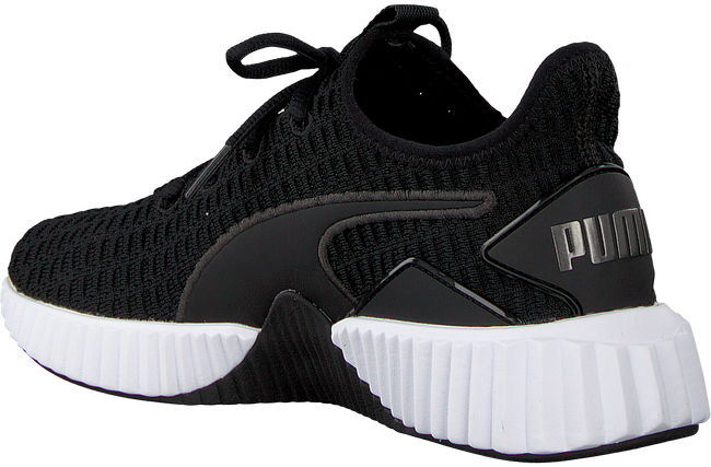 Zwarte PUMA Sneakers DEFY WMN - large