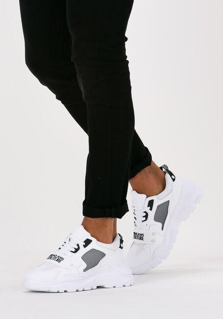 Witte VERSACE JEANS Lage sneakers SPEEDTRACK DIS SC4  - large