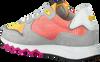 Oranje FLORIS VAN BOMMEL Lage sneakers 85302  - small