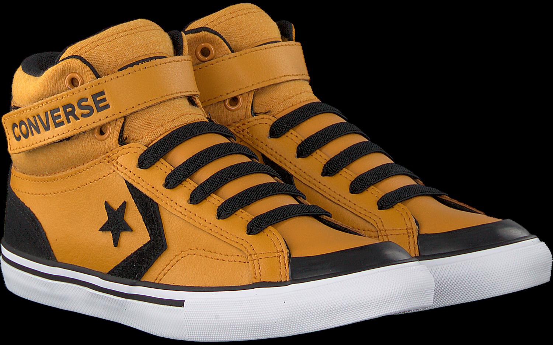 Gele CONVERSE Sneakers PRO BLAZE STRAP-HI   Omoda
