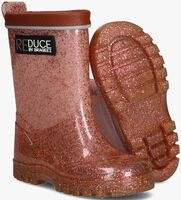 Roze REDUCE BY BRAQEEZ Regenlaarzen RD120960  - medium