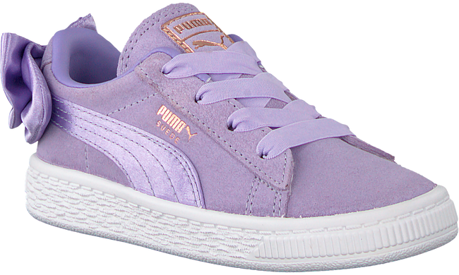PUMA SNEAKERS SUEDE BOW AC PS/INF - large