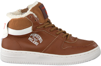 Cognac VINGINO Sneakers ELIA MID  - medium