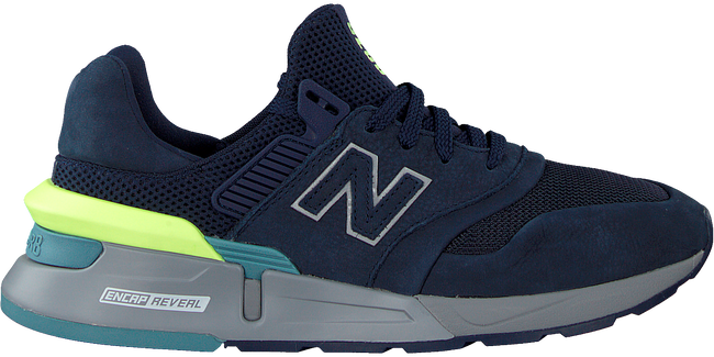 Blauwe NEW BALANCE Sneakers MS997  - large