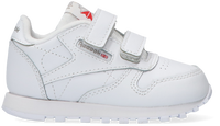 Witte REEBOK Lage sneakers CLASSIC LEATHER 2V  - medium