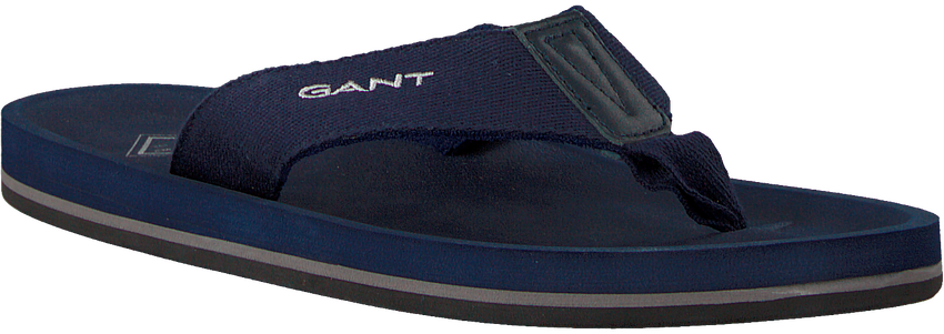 Blauwe GANT Slippers BREEZE - larger