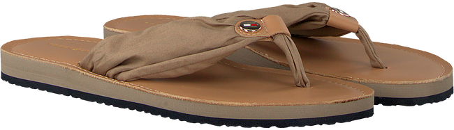 Beige TOMMY HILFIGER Slippers BEACH SANDAL - large