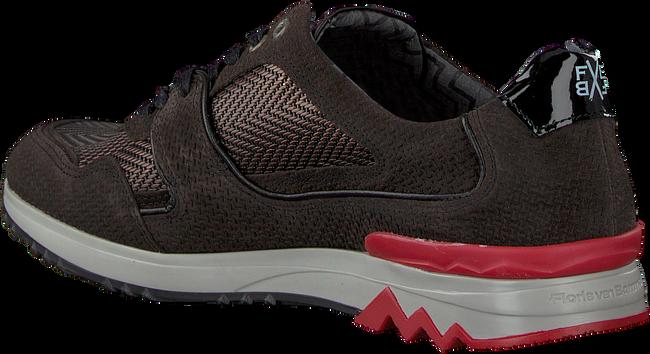 Bruine FLORIS VAN BOMMEL Sneakers 16220 - large