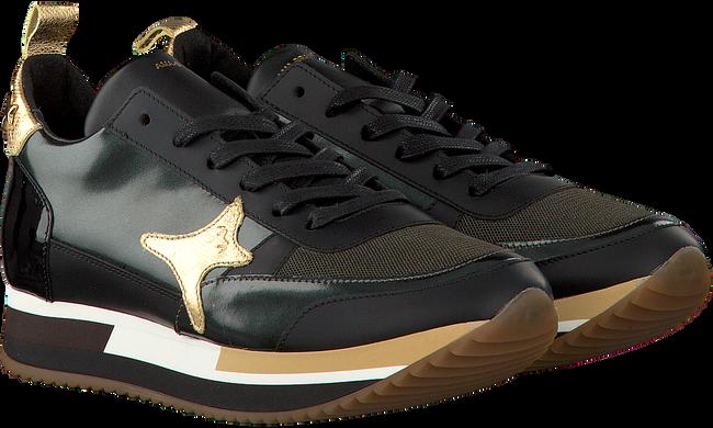 Groene AMA BRAND DELUXE Sneakers AMA-RUNNER DAMES  - large