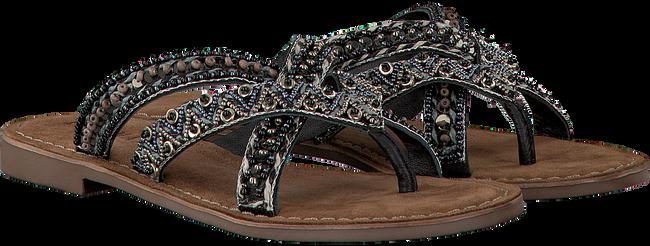 Zwarte LAZAMANI Slippers 75.526 - large