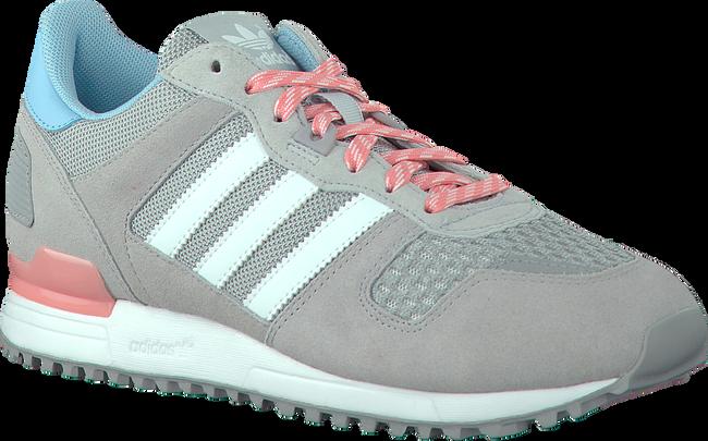 Grijze ADIDAS Sneakers ZX 700 DAMES  - large