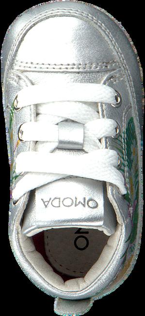 Zilveren OMODA Babyschoenen OM119106  - large