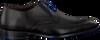 Zwarte FLORIS VAN BOMMEL Nette schoenen 18075 - small