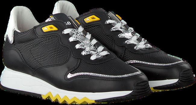 Zwarte FLORIS VAN BOMMEL Lage sneakers 85302  - large