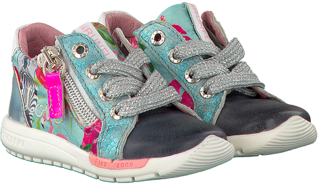 Blauwe SHOESME Sneakers RF8S033 - large