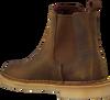 Bruine CLARKS Chelsea boots DESERT PEAK - small