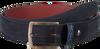 Blauwe FLORIS VAN BOMMEL Riem 75188  - small