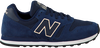 blauwe NEW BALANCE Sneakers WL373 DAMES  - small