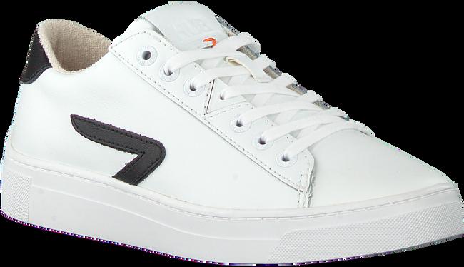Witte HUB Lage sneakers HOOK LW Z-STITCH  - large