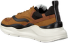 Cognac BARRACUDA Sneakers BU3242  - small