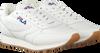 Witte FILA Sneakers ORBIT JOGGER LOW KIDS  - small