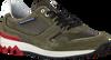 Groene FLORIS VAN BOMMEL Sneakers 16220 - small